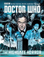 Doctor Who - Collected Twelfth Doctor Comic Strips Volume 2: The Highgate Horror